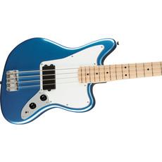 Fender Fender Squier 2021 Affinity Jaguar Bass H MN WPG - Lake Placid Blue