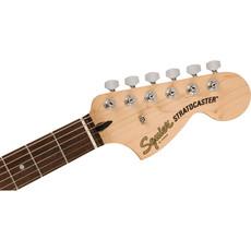 Fender Fender Squier 2021 Affinity HSS Strat Pack - Charcoal Frost Metallic