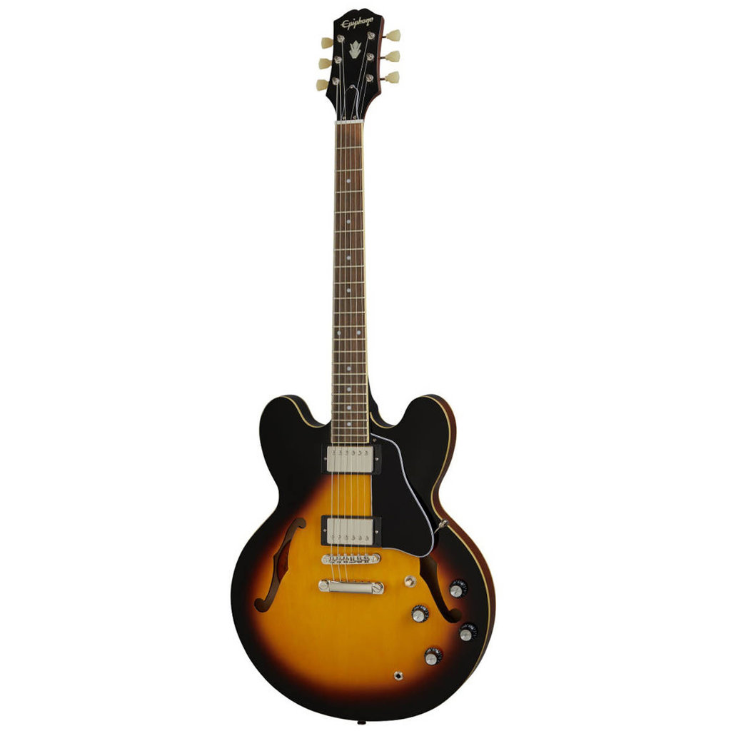 Epiphone Epiphone Inspired by Gibson ES-335 - Vintage Burst