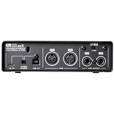 Yamaha Steinberg UR22 mk II Interface