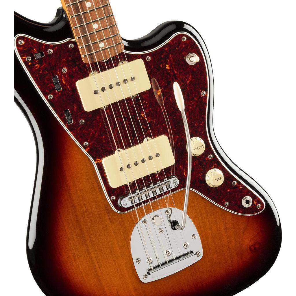 Fender Fender Vintera 60's Jazzmaster Modified 3-Color Sunburst PF