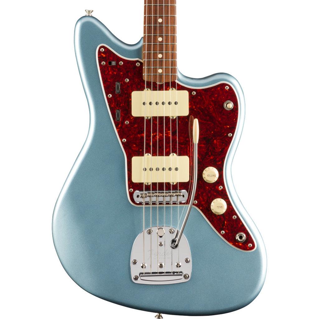 Fender Fender Vintera 60's Jazzmaster Ice Blue Metallic PF