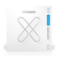 D'addario D'addario XSAPB Acoustic Strings Light 12-53