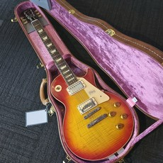 Gibson Used Gibson 1958 Les Paul Std VOS - Washed Cherry