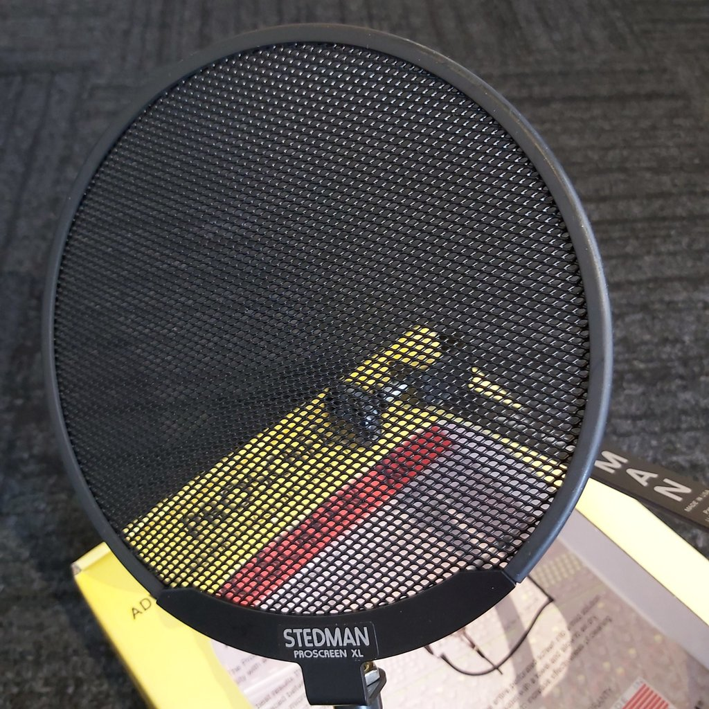 Consignment/Used Stedman Proscreen XL Pop Filter