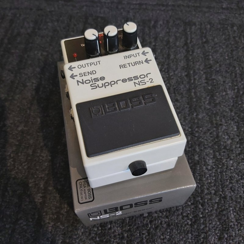 Consignment/Used Boss NS-2 Noise Supressor