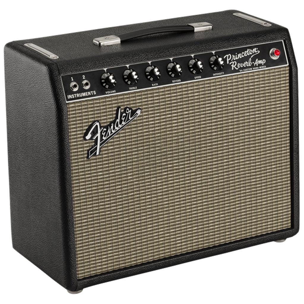 Fender Fender '64 Custom Princeton Reverb Hand-Wired Amp