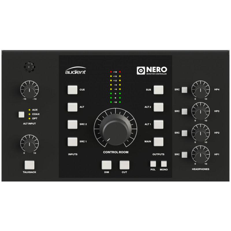 Audient Audient Nero Desktopp Monitor Controller