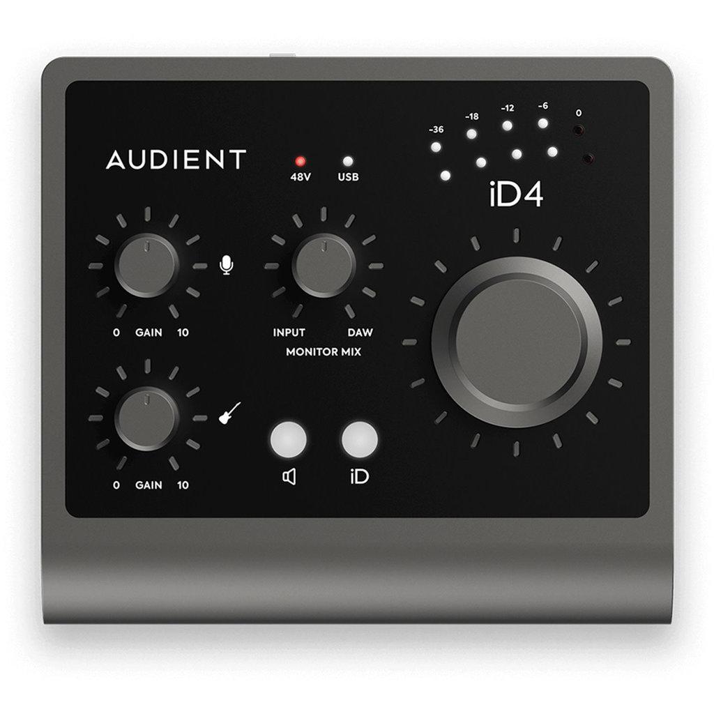 Audient Audient iD4 Mk.II Audio Interface