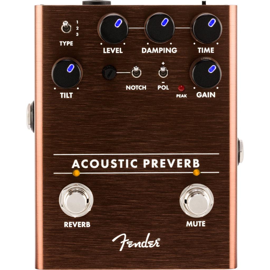 Fender Fender Acoustic Preamp/Reverb
