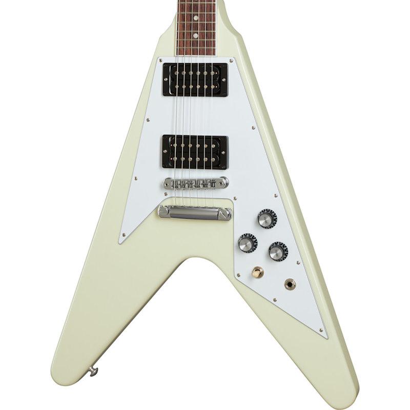 Gibson Gibson 70's Flying V - Classic White