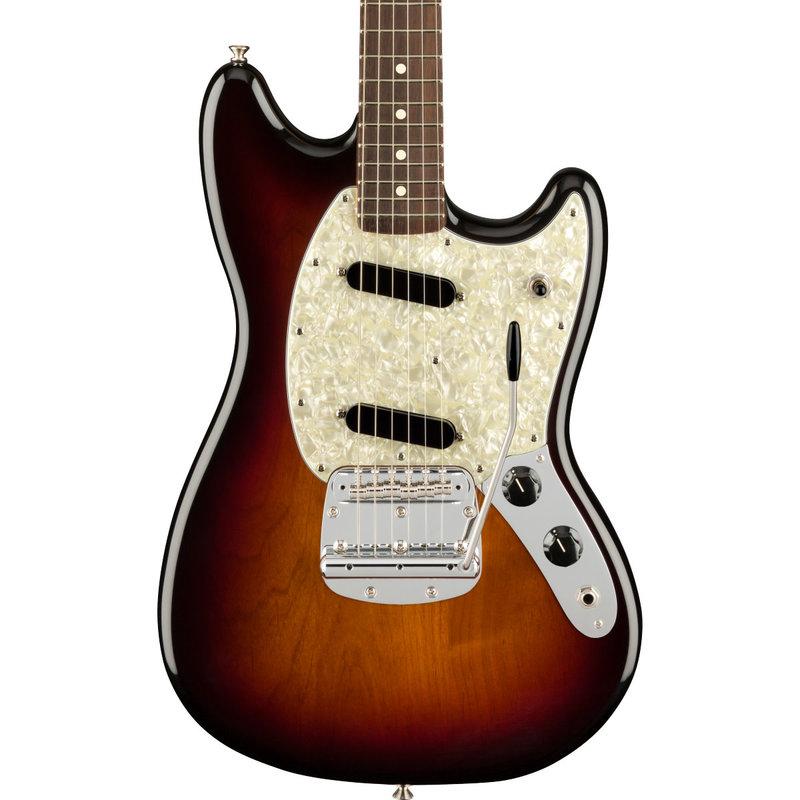 Fender Fender American Performer Mustang- 3 Color Sunburst