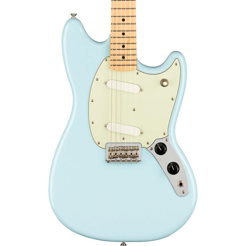 Fender Fender Player Mustang MN - Sonic Blue