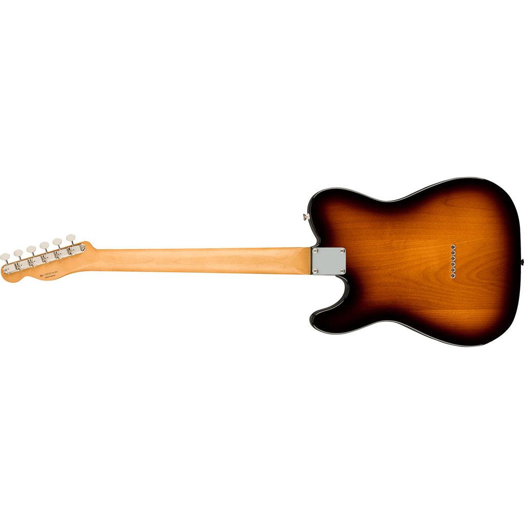 Fender Fender Noventa Tele PF - 2-Tone Sunburst