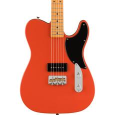 Fender Fender Noventa Tele MN - Fiesta Red