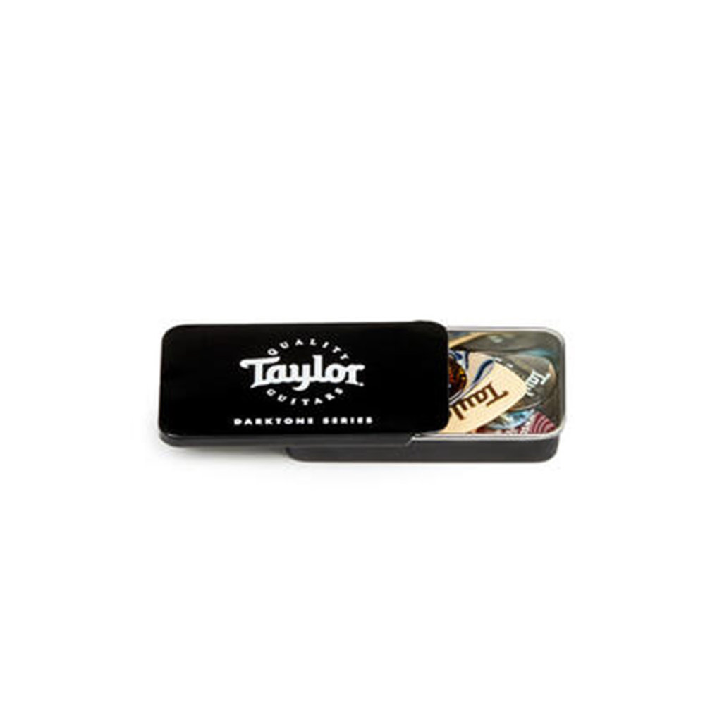 Taylor Guitars Taylor - Delmar Slide Top Pick Tin