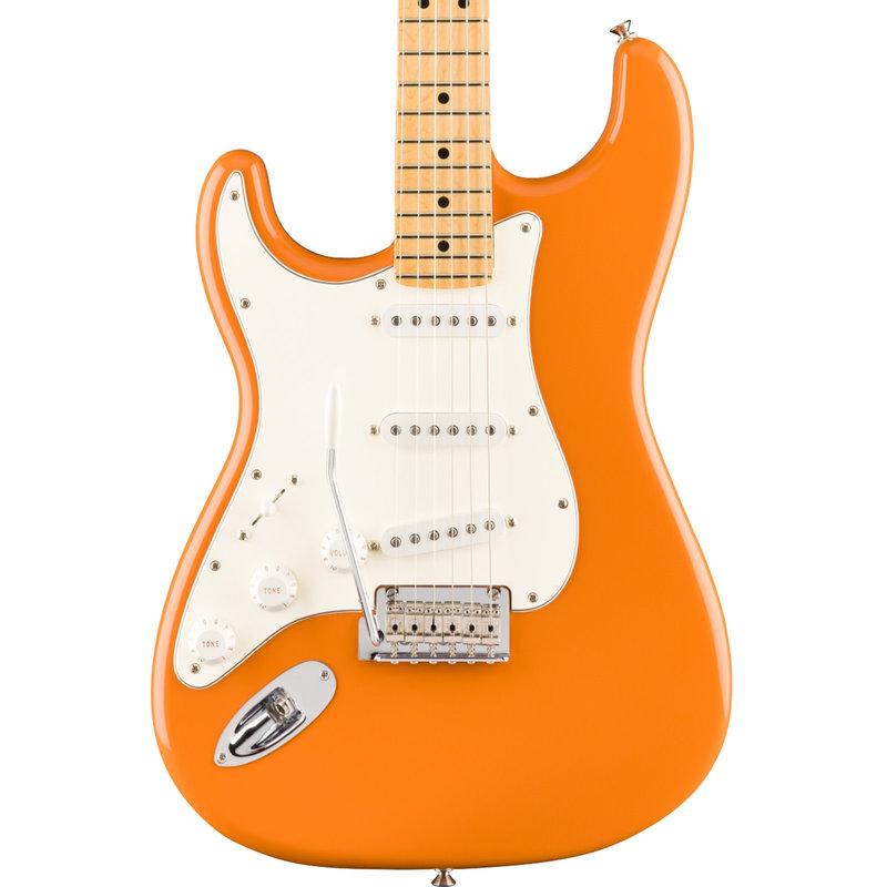 Fender Fender Player Stratocaster Guitar Lefty - Capri Orange