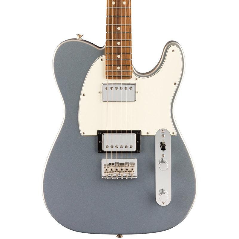 Fender Fender Player Telecaster HH Guitar - Silver