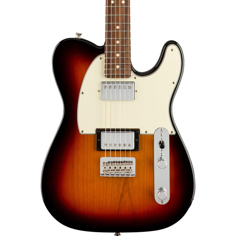 Fender Fender Player Telecaster HH Guitar - 3 Color Sunburst