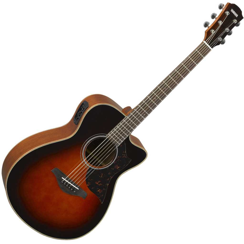 Yamaha Yamaha AC1M TBS Acoustic Guitar