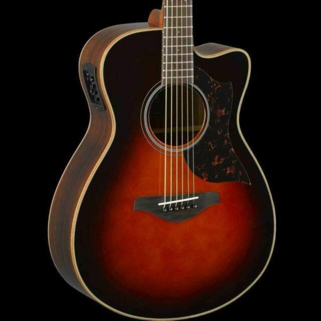 Yamaha Yamaha AC1R TBS Acoustic Guitar