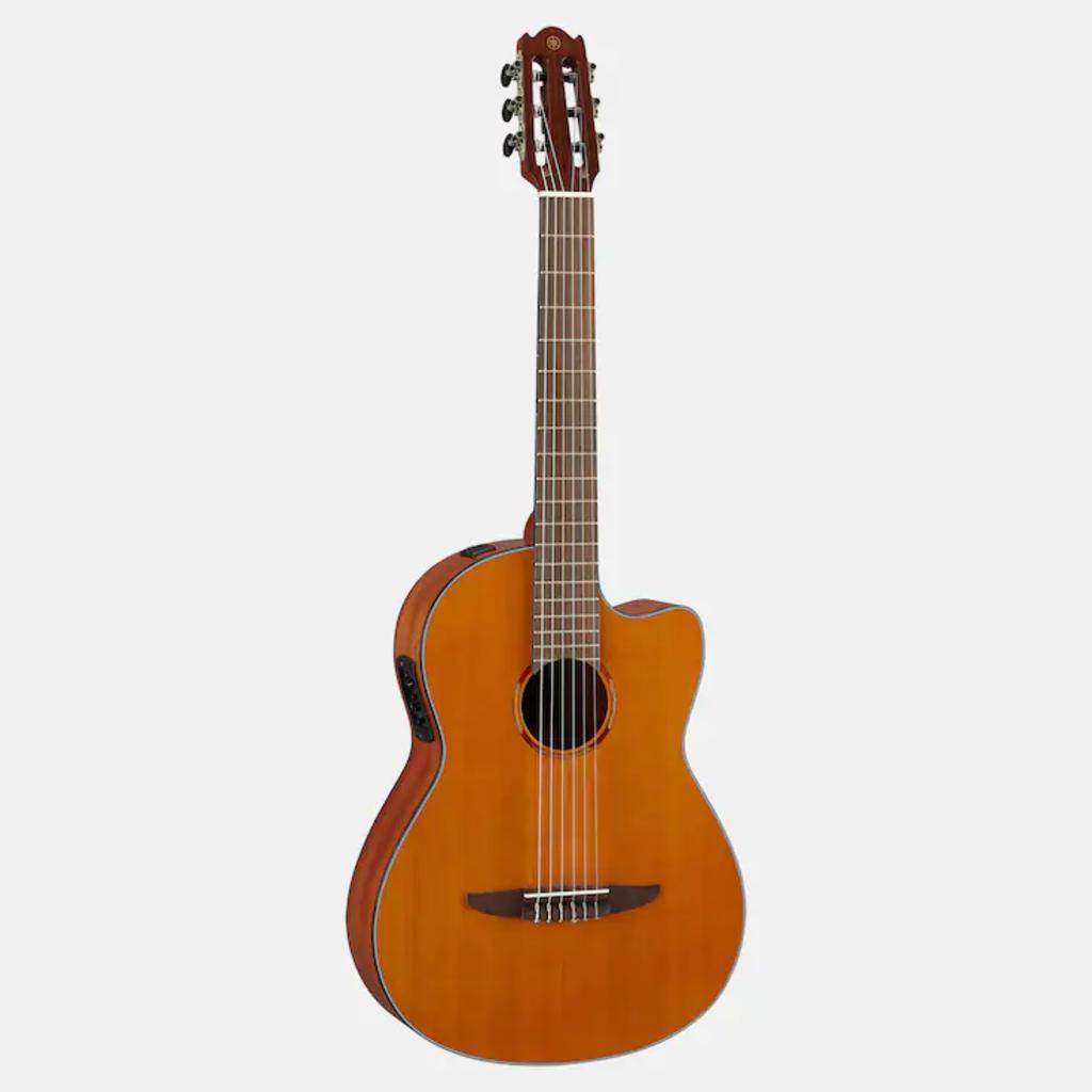 Yamaha Yamaha NCX1C Nylon Acoustic Guitar w/Electronics