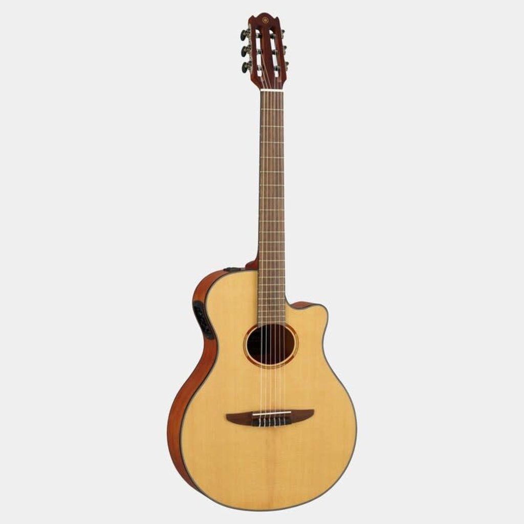 Yamaha Yamaha NTX1 Nylon Acoustic Guitar w/Electronics