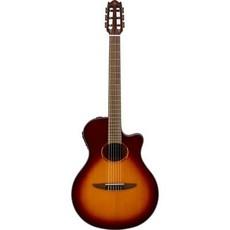 Yamaha Yamaha NTX1 BS Nylon Acoustic Guitar w/Electronics