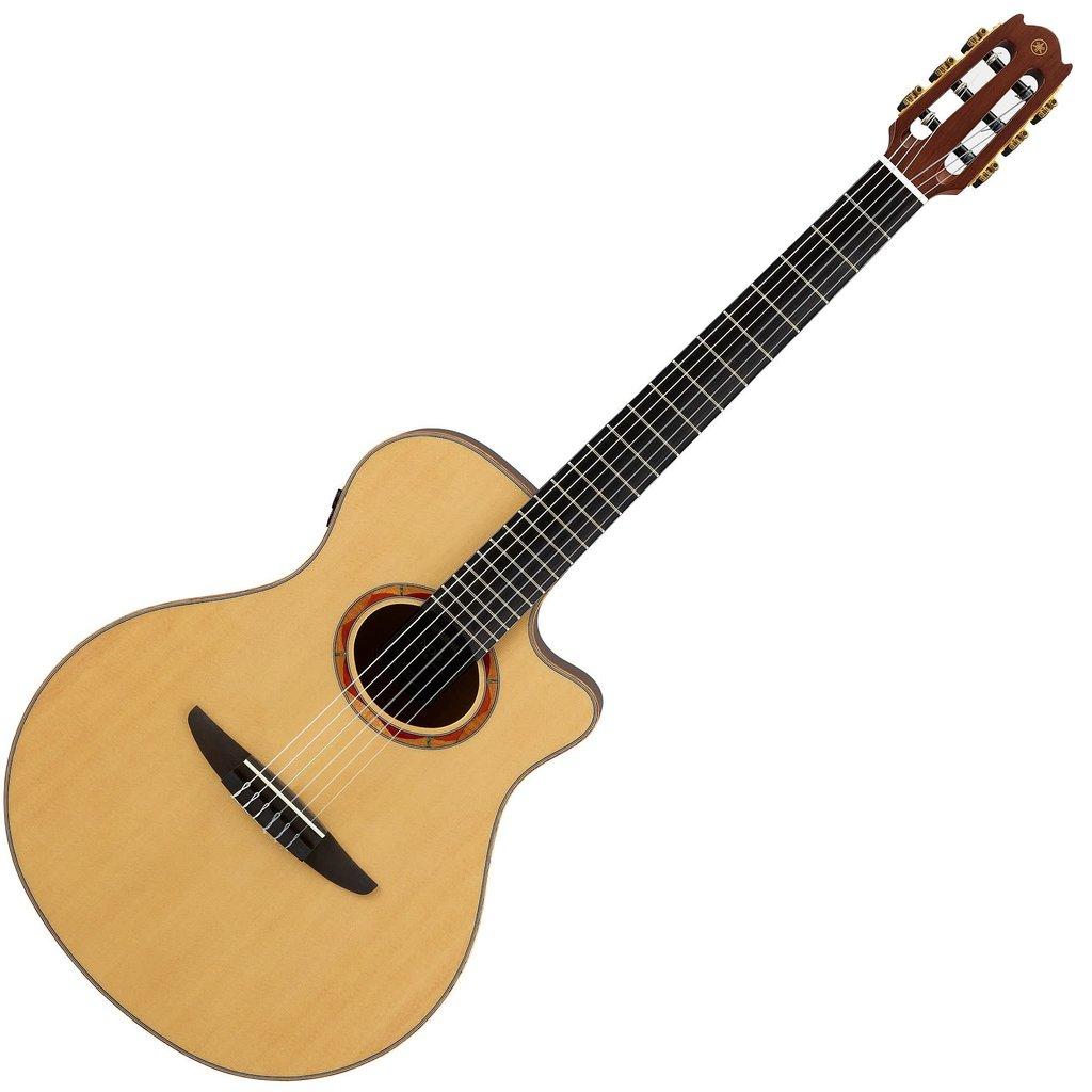 Yamaha Yamaha NTX3 Nylon Acoustic Guitar w/Electronics