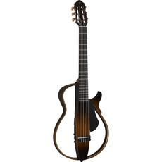 Yamaha Yamaha SLG200N Nylon Silent Guitar TBS