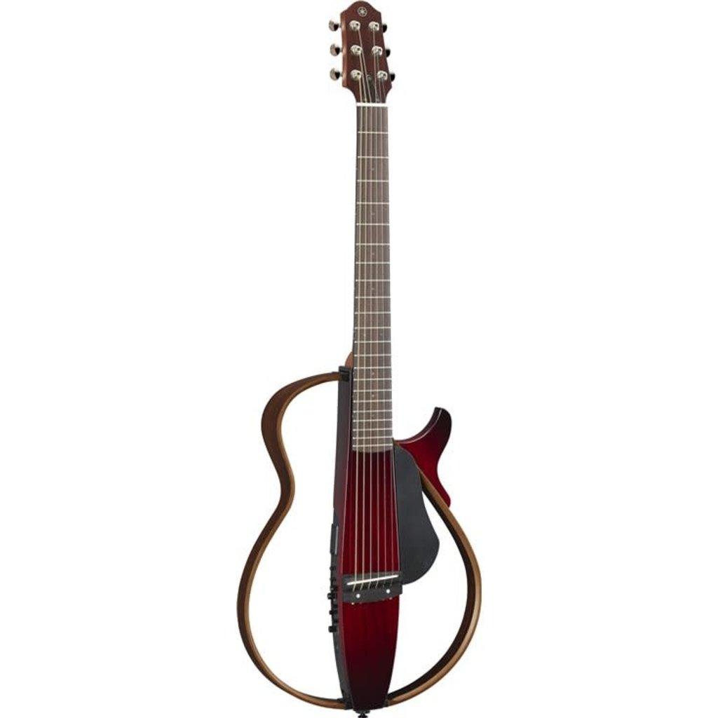 Yamaha Yamaha SLG200S Acoustic Silent Guitar CRB
