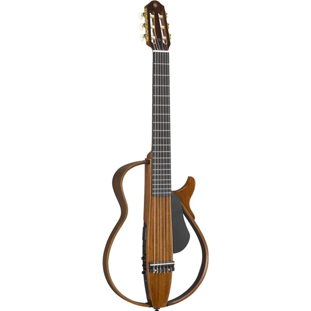 Yamaha Yamaha SLG200NW Nylon Silent Guitar Natural
