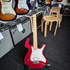 Consignment Parker Fly P-32 Electric Guitar - Red