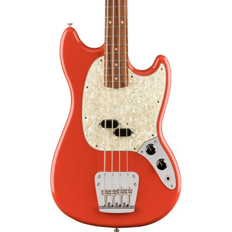 Fender Fender Vintera '60s Mustang Bass - Fiesta Red
