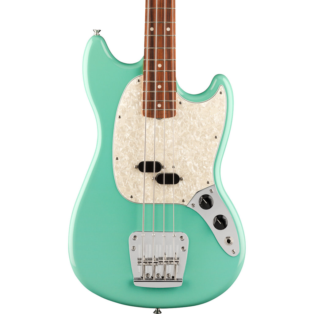 Fender Fender Vintera '60s Mustang Bass - Seafoam Green