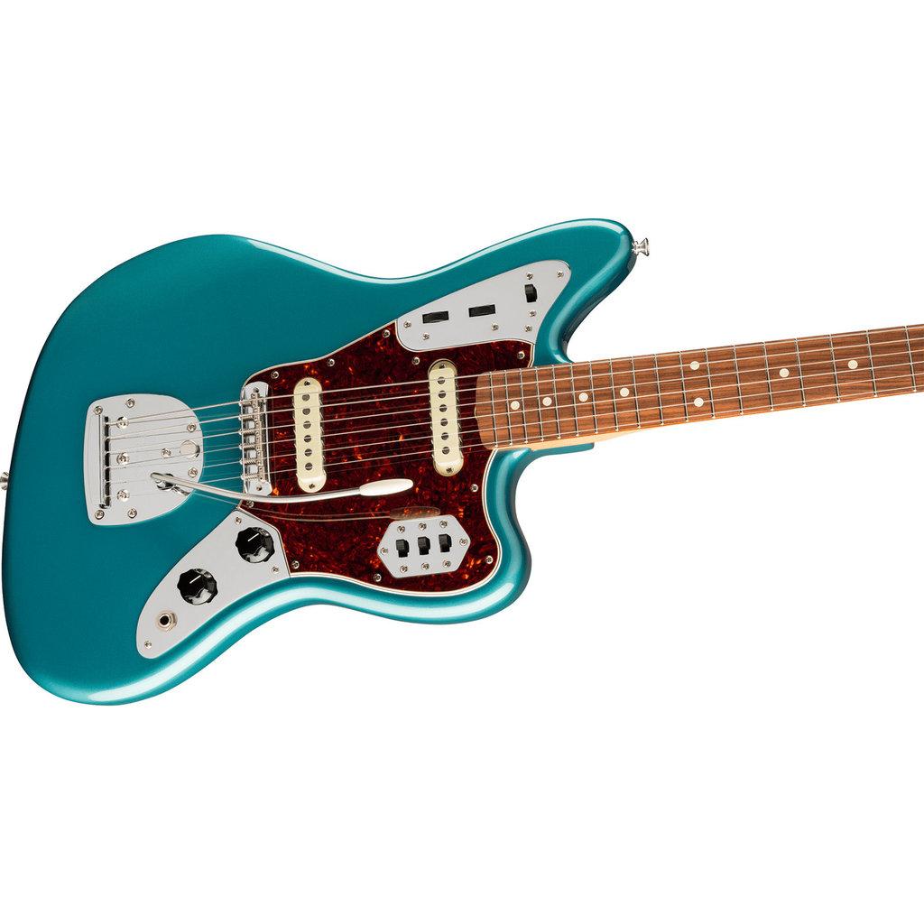 Fender Fender Vintera '60s Jaguar Guitar - Ocean Turquoise