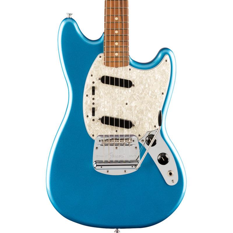 Fender Fender Vintera '60s Mustang Guitar - Lake Placid Blue