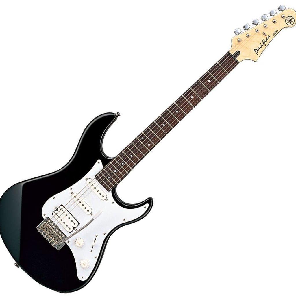 Yamaha Yamaha PAC012 BL Pacifica Electric Guitar Black