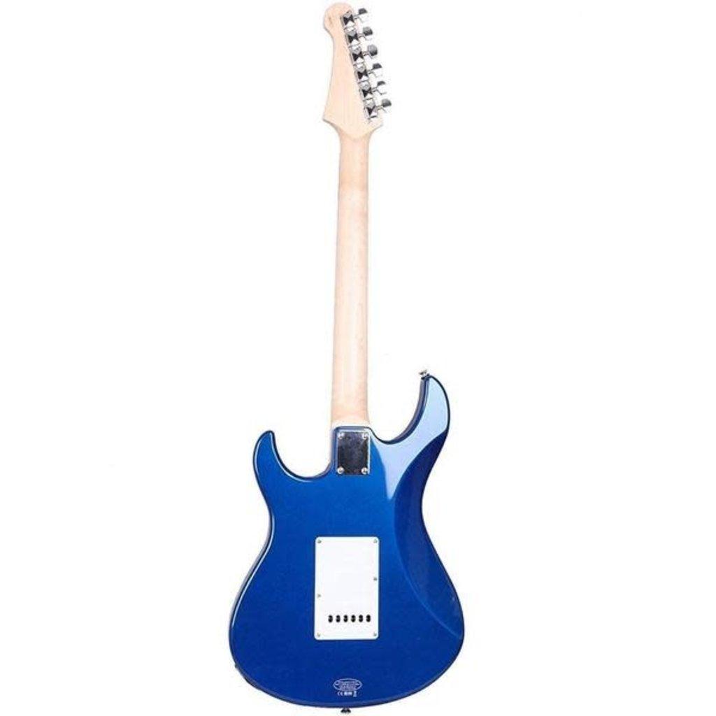 Yamaha Yamaha PAC012 DBM Pacifica Electric Guitar Dark Blue Metallic