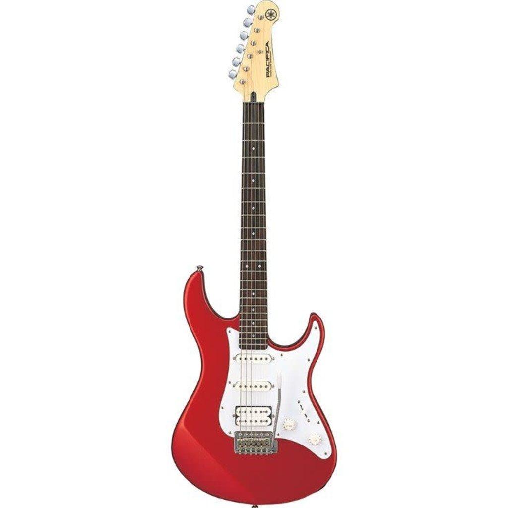 Yamaha Yamaha PAC012 RM Pacifica Electric Guitar Red Metallic