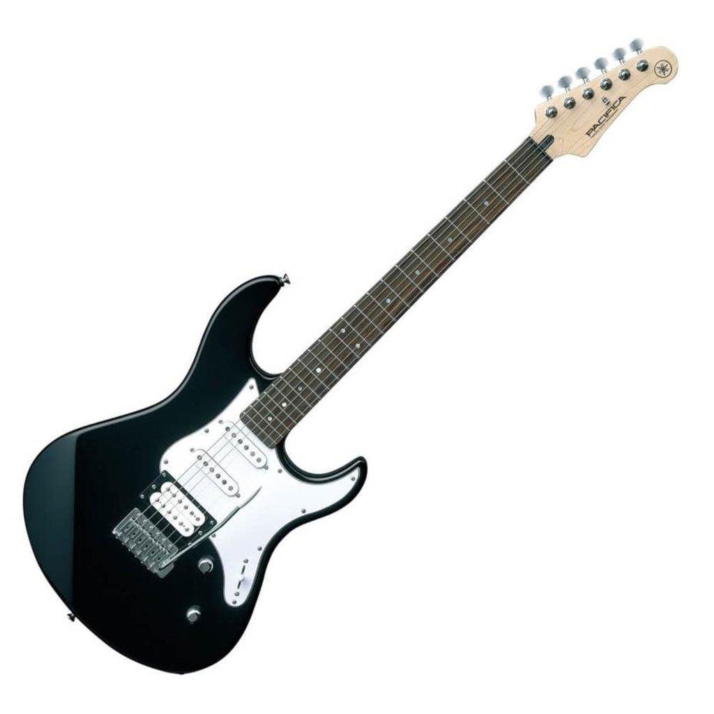 Yamaha Yamaha PAC112V BL Pacifica Electric Guitar Black