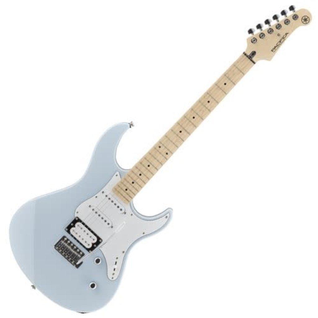 Yamaha Yamaha PAC112VM ICB Pacifica Electric Guitar Yellow Ice Blue