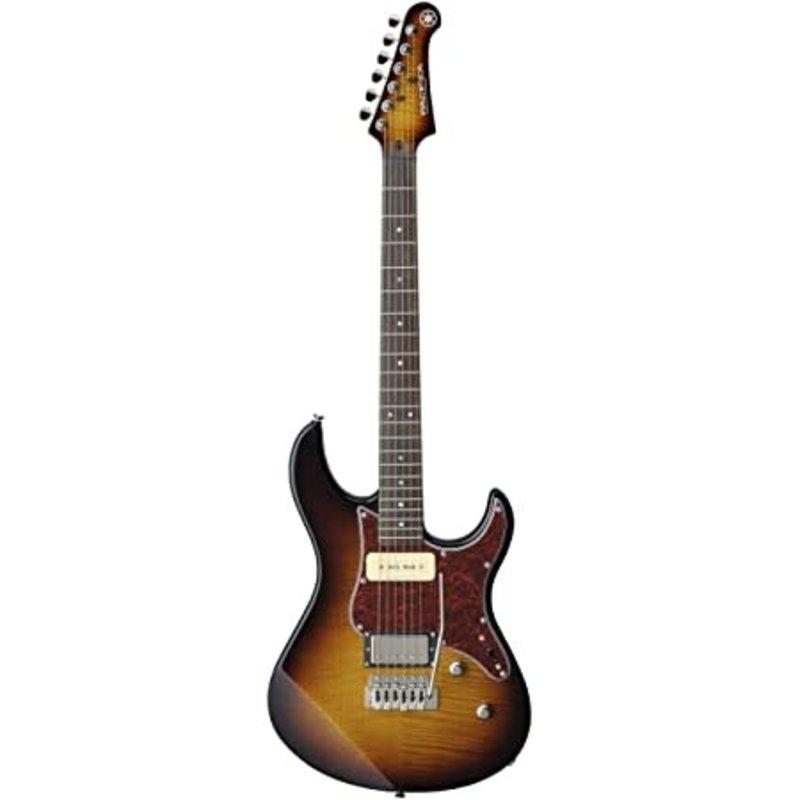 Yamaha Yamaha PAC611VFM TBS  Pacifica Electric Guitar TOBACCO BROWN SUNBURST