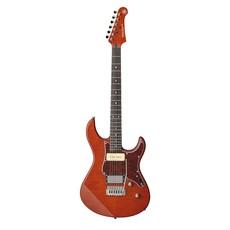 Yamaha Yamaha PAC611VFM CB Pacifica Electric Guitar Caramel Brown