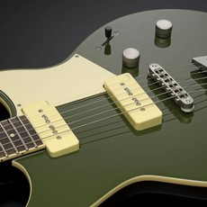 Yamaha Yamaha RS502T BGR Revstar Electric Guitar BOWDEN GREEN