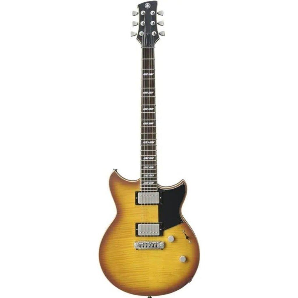 Yamaha Yamaha RS620 BRB Revstar Electric Guitar BRICK BURST