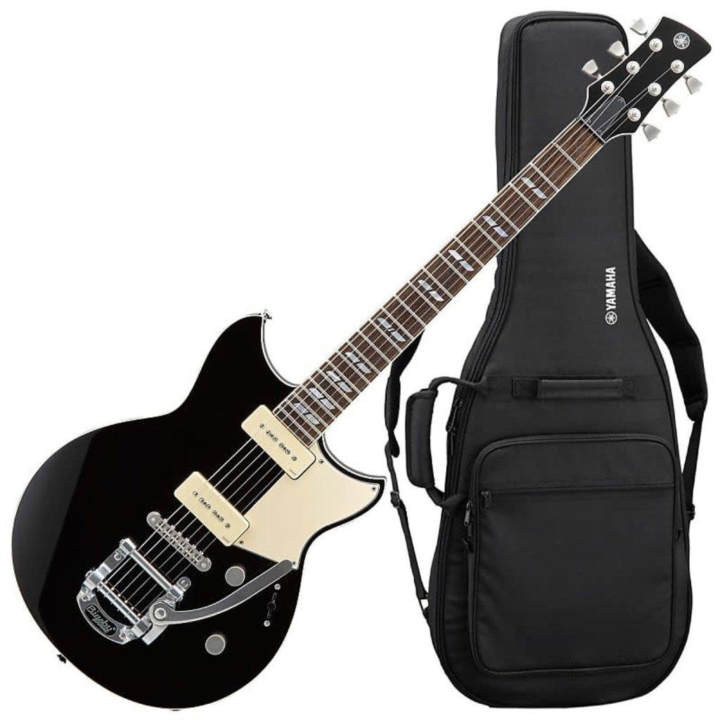 Yamaha Yamaha RS702B  BL Revstar Electric Guitar BLACK