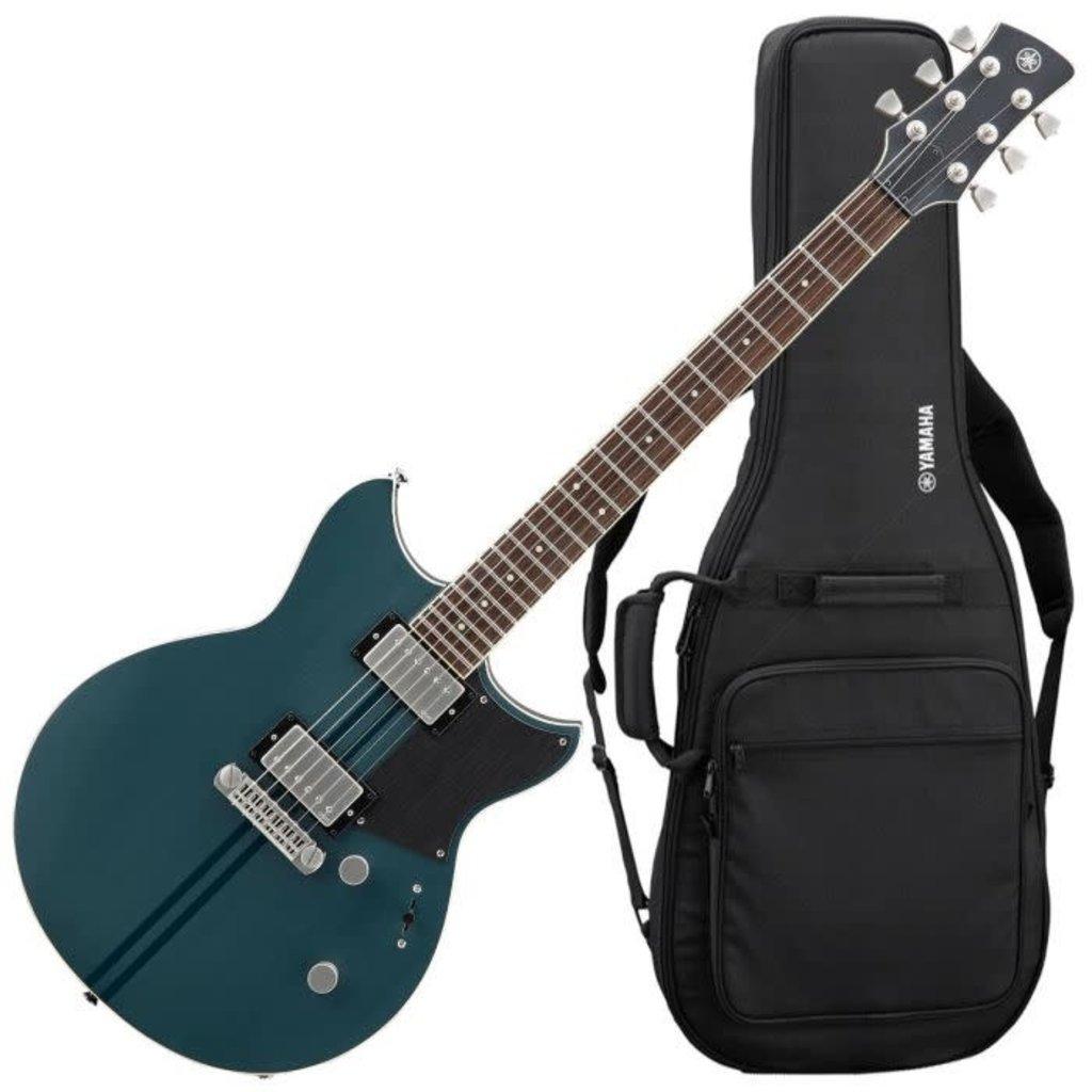 Yamaha Yamaha RS820CR BTB Revstar Electric Guitar BRUSHED TEAL BLUE