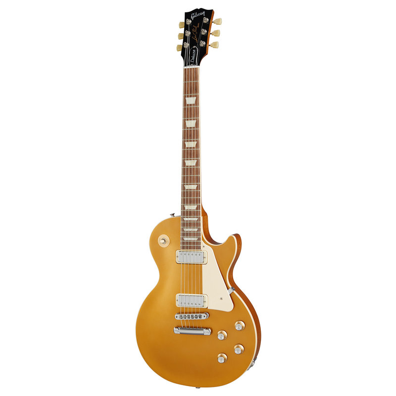 Gibson Gibson Les Paul 70s Deluxe - Gold Top