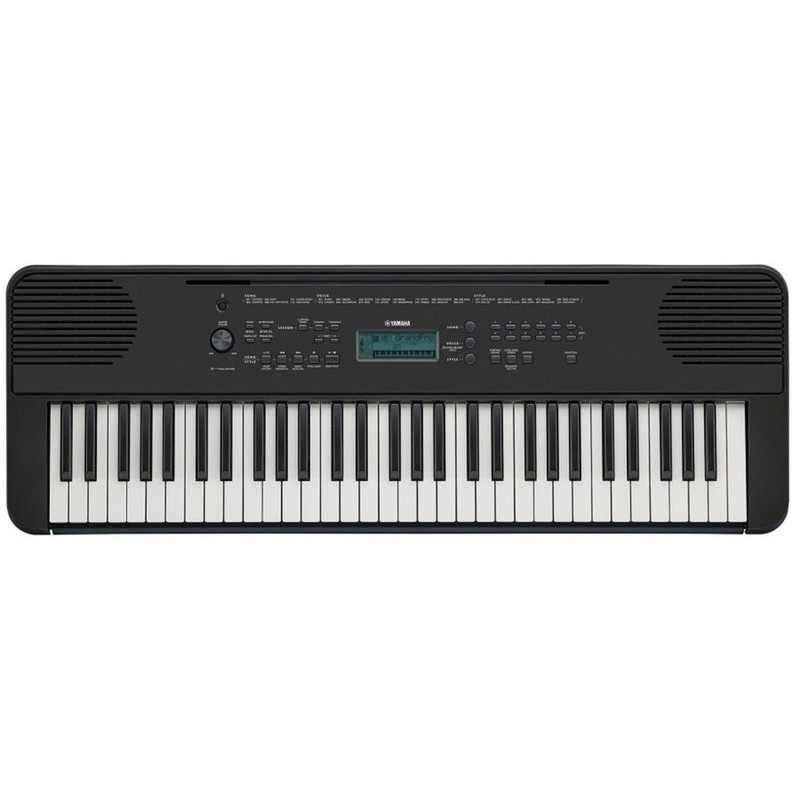Yamaha Yamaha PSRE360 B Black Keyboard